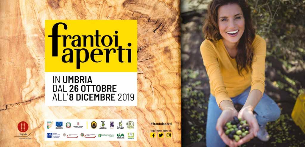 Frantoi aperti Umbria 2019
